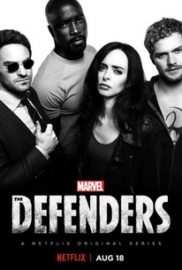 Marvel's The Defenders: Season 2 - Rotten Tomatoes