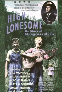 High Lonesome: The Story of Bluegrass
