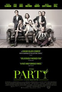 The Party 2018 Rotten Tomatoes