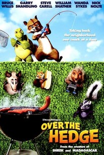 Over the Hedge (2006) - Rotten Tomatoes