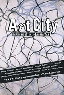 Art City - Making It in Manhattan