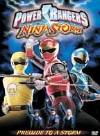 Power Rangers Ninja Storm Vol. 1: Prelude to a Storm