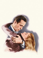 Bacall on Bogart