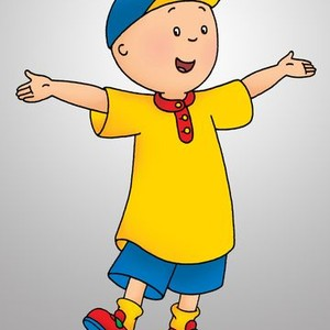 Caillou is voiced by Annie Bovaird