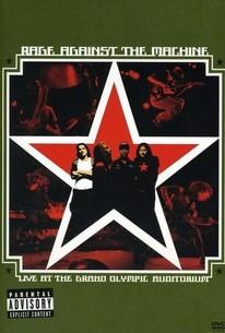 Rage Against the Machine: Revolution USA?