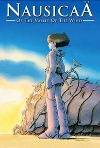 Nausicaä of the Valley of the Wind (Kaze no tani no Naushika)