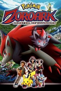 Pokemon: Zoroark: Master Of Illusions