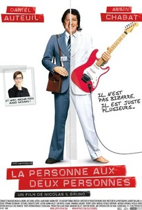 La Personne aux Deux Personnes (The Person Who Is Two Persons) (Me Two)