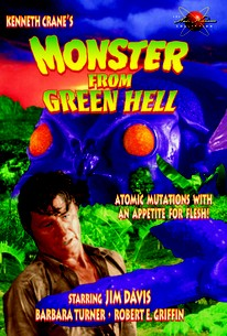 The Monster from Green Hell