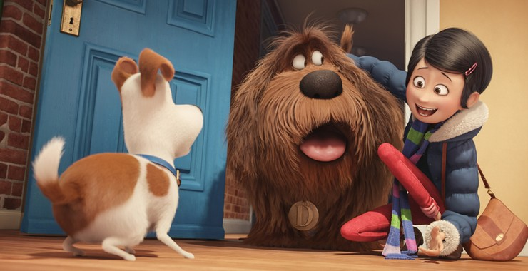 The Secret Life Of Pets 2016 Rotten Tomatoes