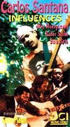Carlos Santana - Influences