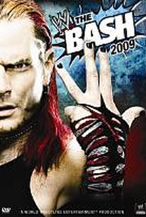 WWE - The Bash 2009 - Sacramento CA - June 28, 2009 PPV