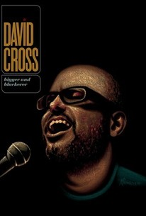 David Cross: Bigger and Blackerer