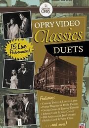 Opry Video Classics: Duets