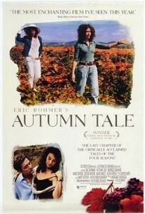Autumn Tale (Conte d'Automne)