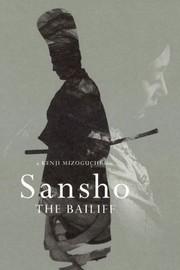 Sansho the Bailiff (Sansh� day�)