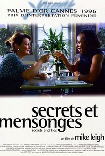 Poster for Secrets and Lies (1995)