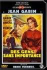 People of No Importance (Des Gens Sans Importance)