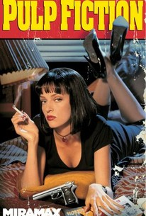 Pulp Fiction 1994 Rotten Tomatoes