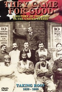 They Came for Good: A History of Jews in the United States