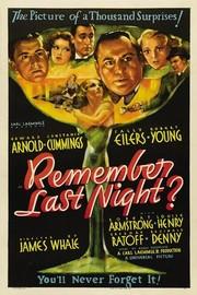 Remember Last Night?