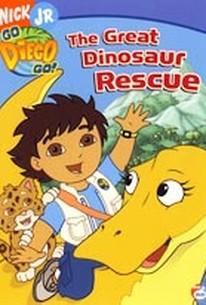 Go, Diego, Go! - The Great Dinosaur Rescue