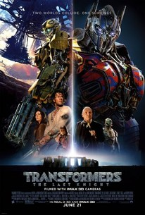 Transformers: The Last Knight (2017) - Rotten Tomatoes
