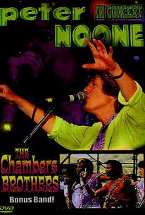 Peter Noone: In Concert with the Chambers Brothers