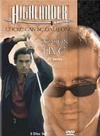 Highlander: The Series - Season Five