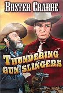 Thundering Gunslingers