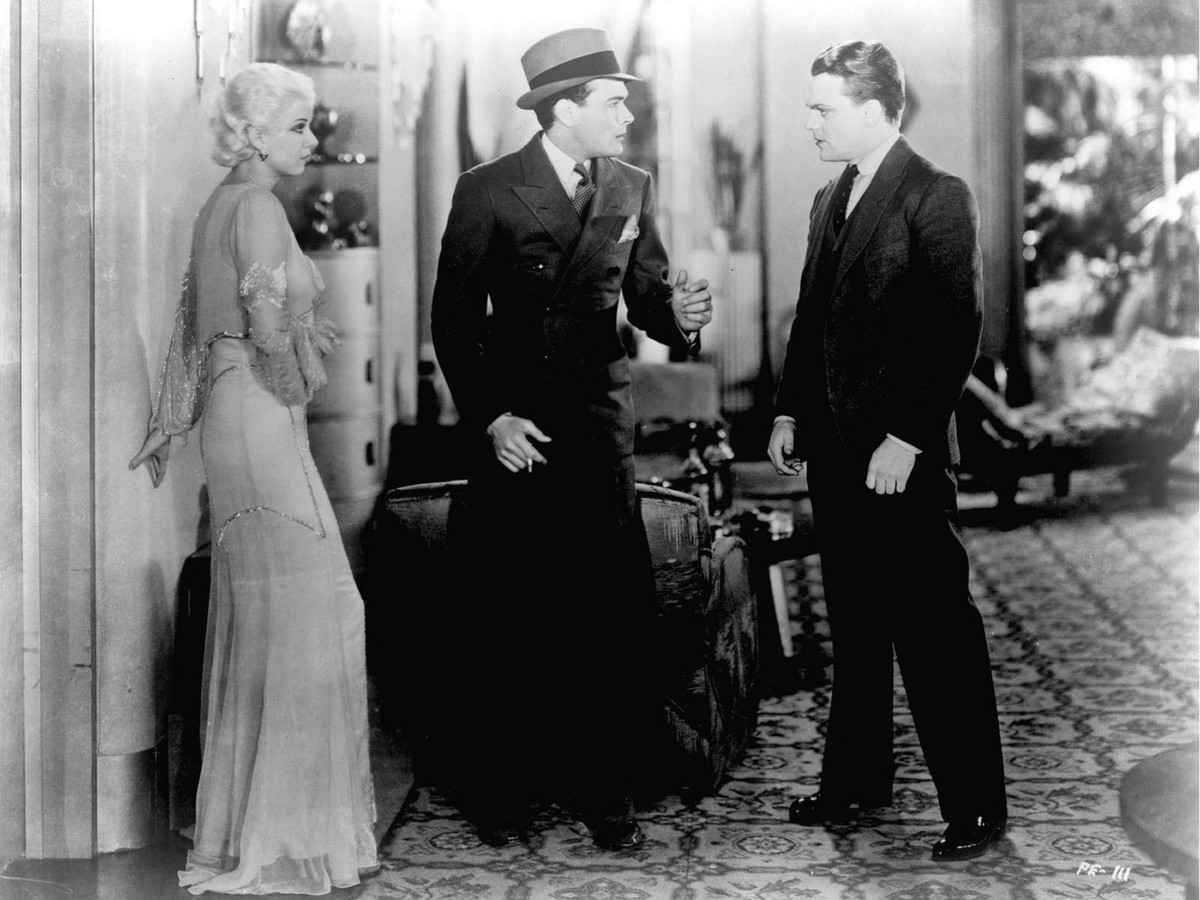Image result for the public enemy film 1931
