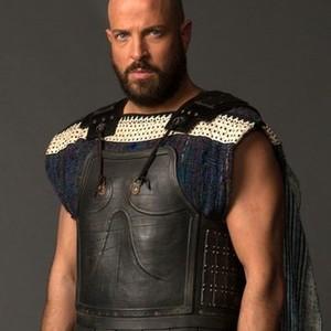 Graham Shiels as King Aegeus