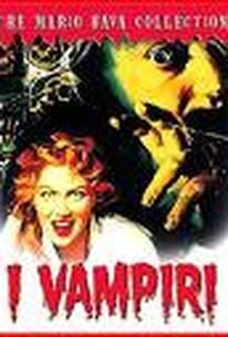I Vampiri (The Devil's Commandment) (Lust of the Vampire)
