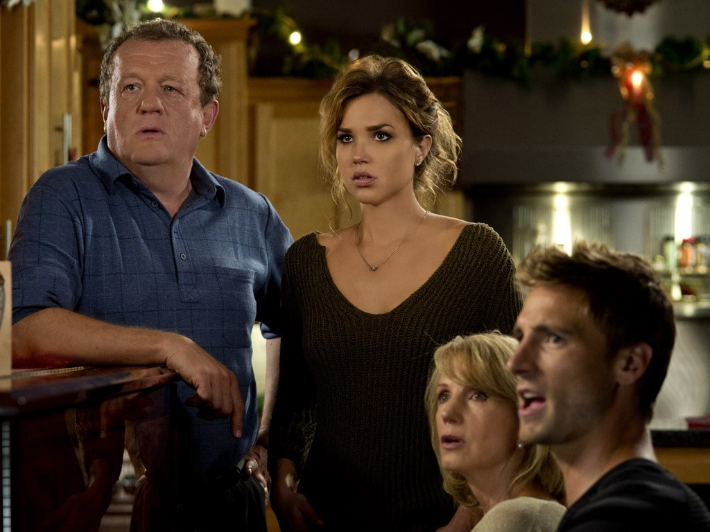 The Nine Lives of Christmas (2014) - Rotten Tomatoes