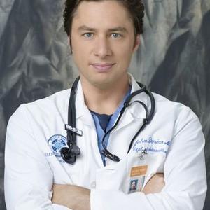 Zach Braff as Dr. John J.D. Dorian