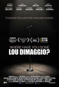 Where Have You Gone, Lou DiMaggio?