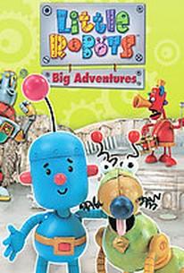 Little Robots - Big Adventures