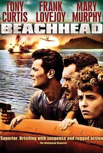 Image result for beachhead movie poster
