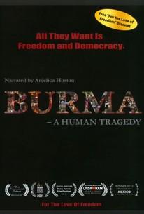 Burma: A Human Tragedy