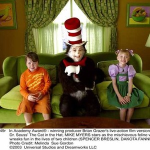 dr seuss the cat in the hat 2003 rotten tomatoes