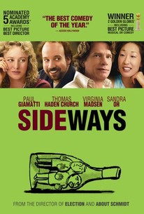 Poster for Sideways (2004)