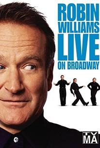 Robin Williams: Live on Broadway