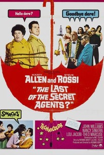 The Last Of The Secret Agents?