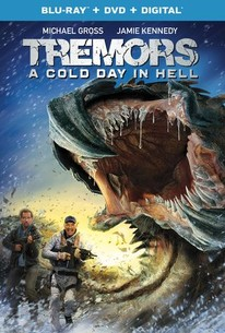Tremors A Cold Day In Hell 2018 Rotten Tomatoes
