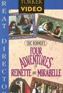 Four Adventures of Reinette and Mirabelle