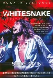 Rock Milestones: Whitesnake - Slide It In