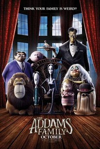 Halloween 2020 Nrotten Tomatoes The Addams Family (2019)   Rotten Tomatoes