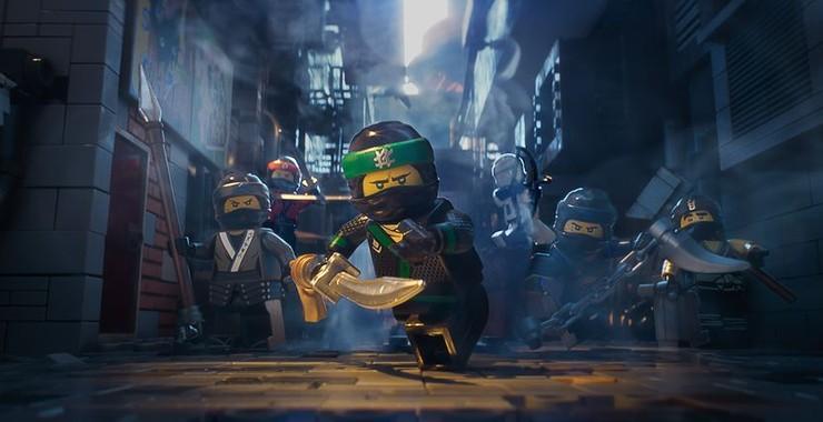 The Lego Ninjago Movie 2017 Rotten Tomatoes