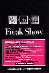 Gigolo Freak Show - Real Gigolo History Movie