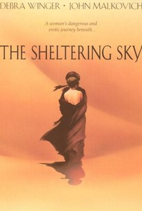 the sheltering sky review The sheltering sky movie review 12000 / 10874 bertolucci gives his often vague existentialist impulses an exotic wash in this languorous drama about the doomed.
